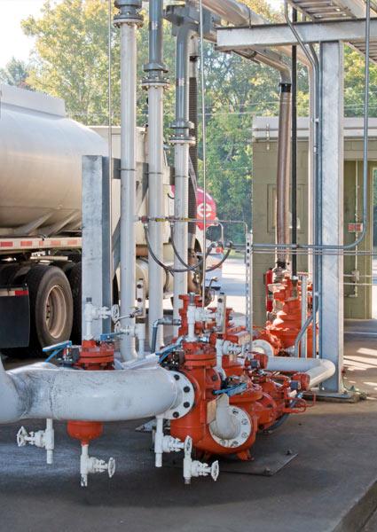 Alternative Biodiesel Storage Blending