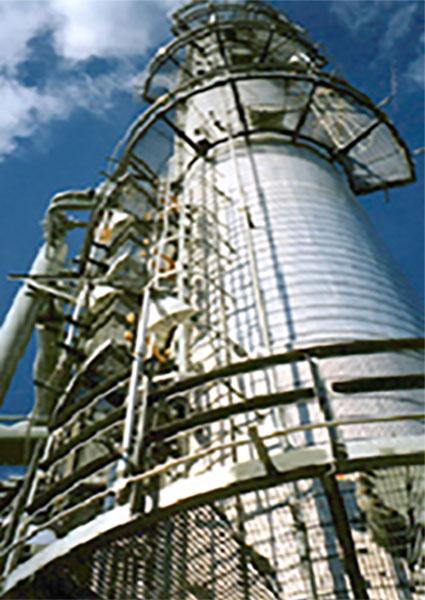 Refining Engineering Tower