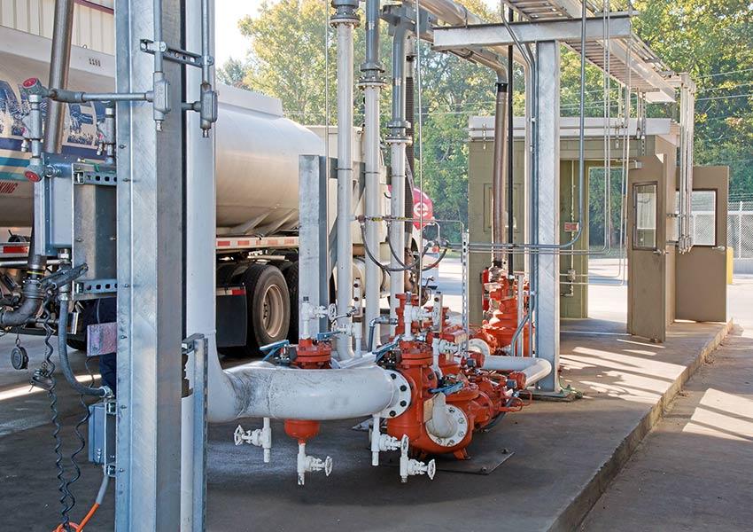 Biodiesel Storage and Blending