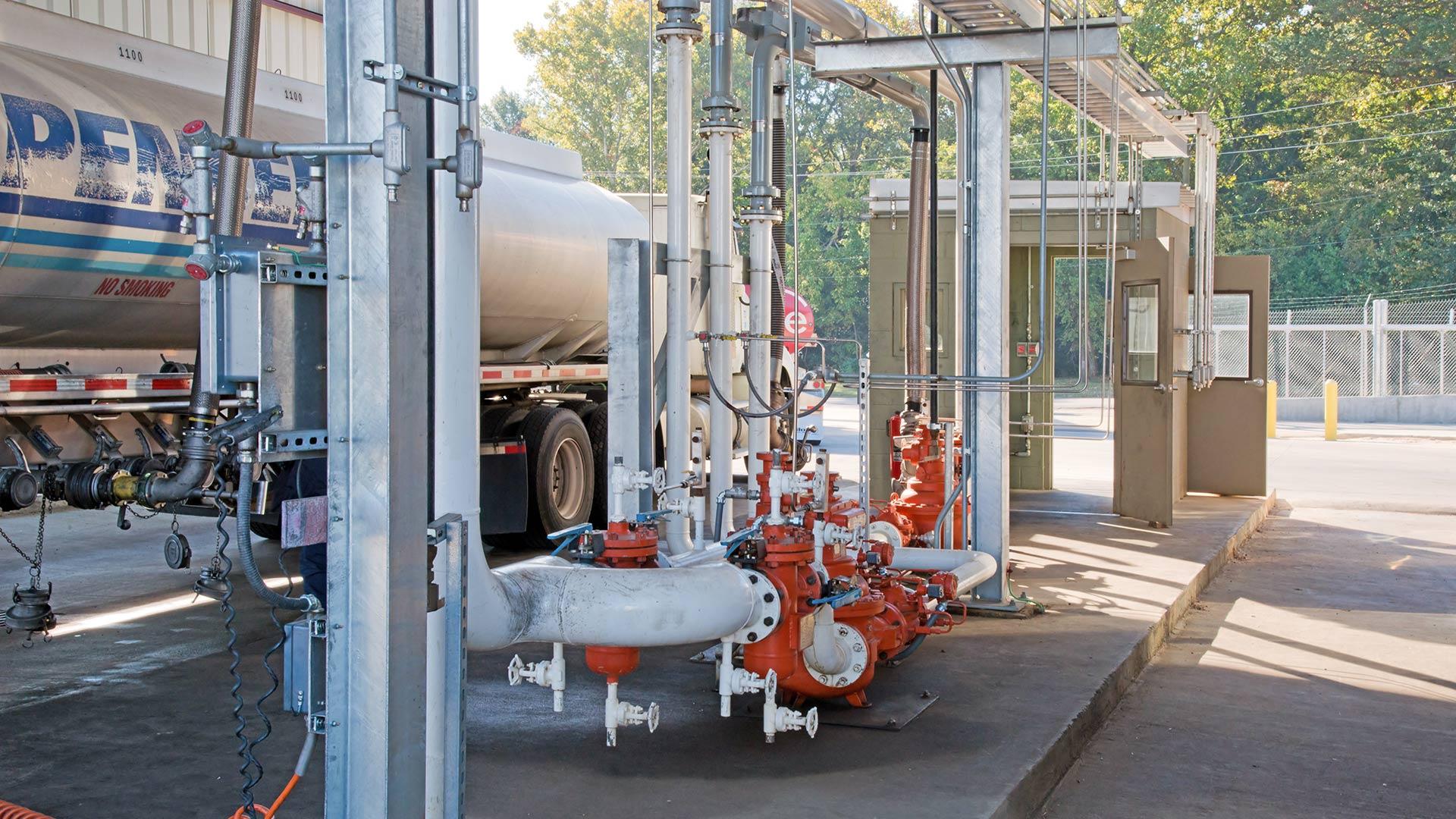 Biodiesel Storage