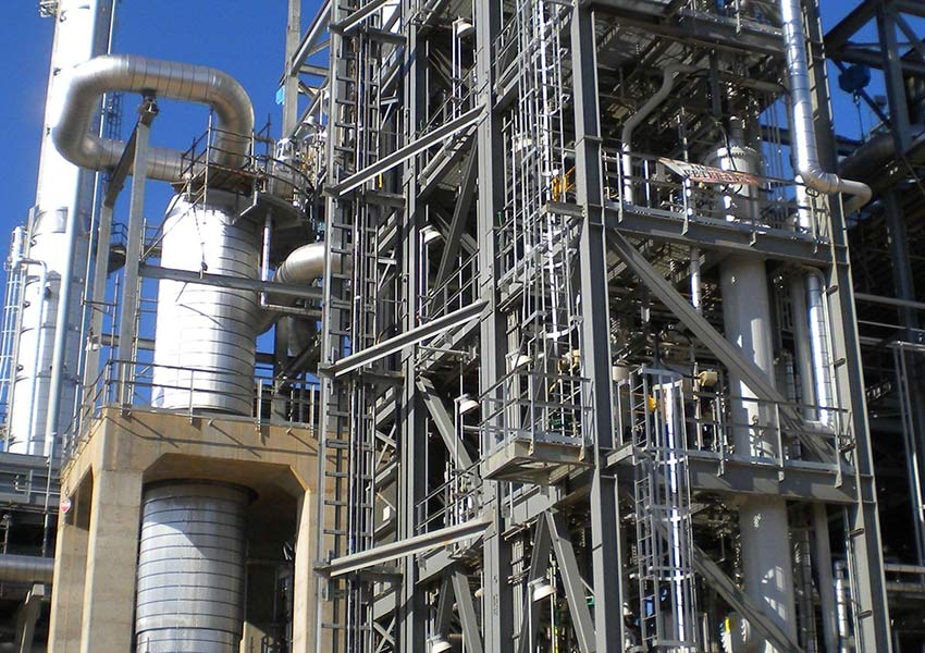 Major Refinery Expansion